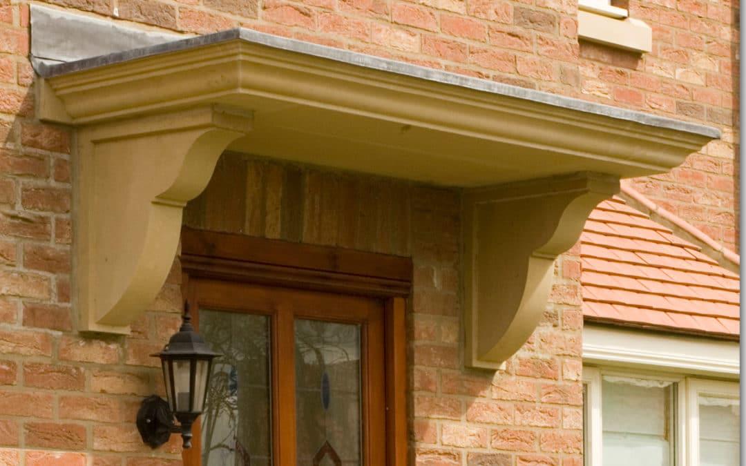 Cast Stone Windows & Door Surrounds