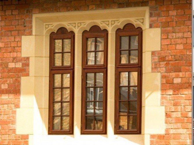 Cast Stone Window Surround Ws352