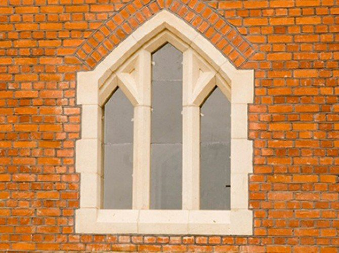 Cast Stone Window Surround Ws354