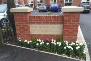 JW Lowry Knaresborough Name Plaque009