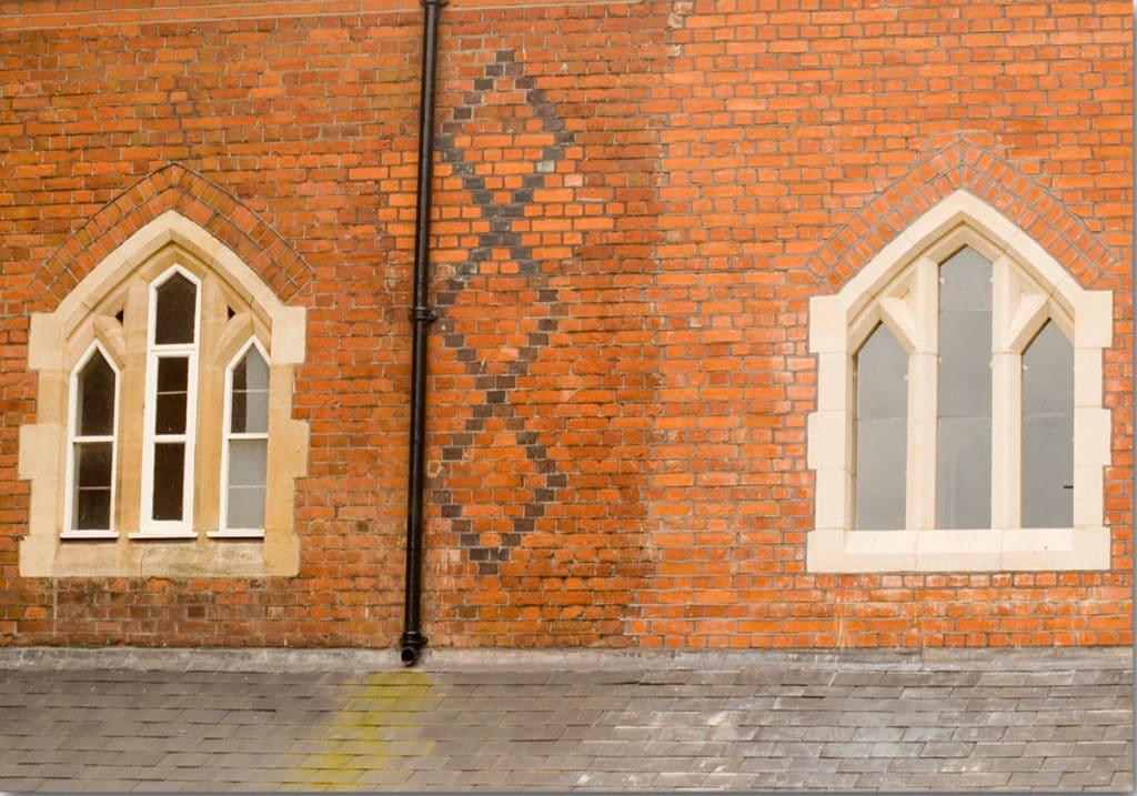 Restored Window Surround Ws363