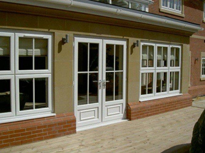 Window Surrounds Ws214