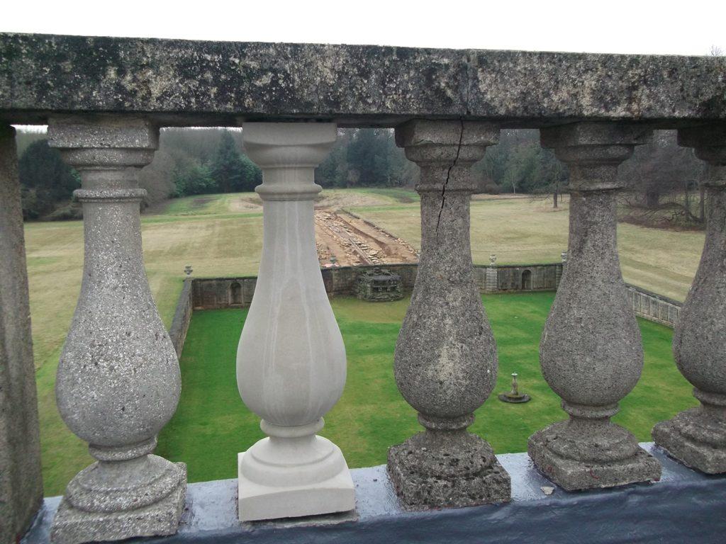 Cast Stone Balustrade015 Jpg