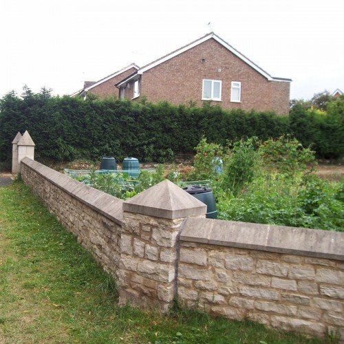Coping Stone Flood Defence962