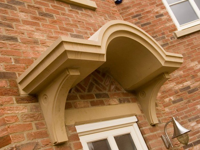 Corbels On Canopy832