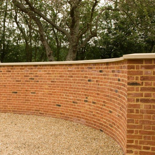 Curved Wall Coping