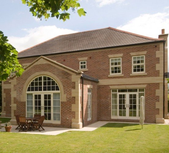Large Stone Door & Window Mullions